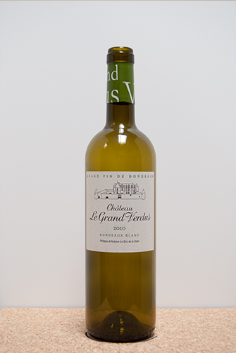 Chateau Le Grand Verdus Bordeaux Blanc