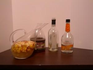 Simple White Sangria Recipe