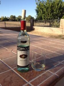 Fransic Coppola Rossi & Bianco Pinot Grigio 2012
