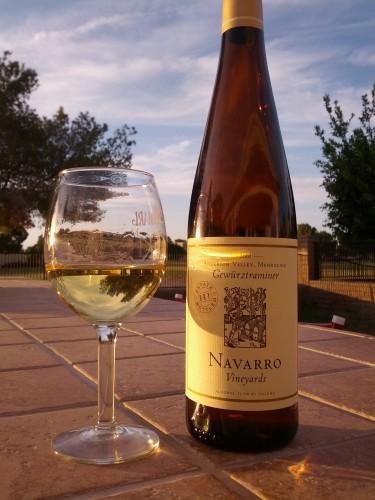 Navarro Vineyards 2010 Gewürztraminer