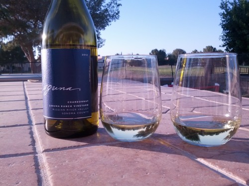 Laguna Ranch Vineyard Chardonnay 2012