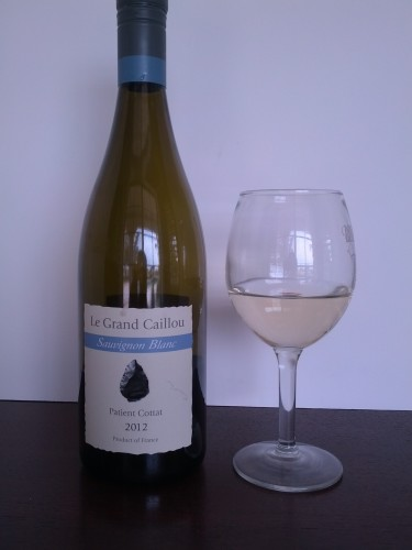 Patient Cottat Sauvignon Blanc Le Grand Caillou 2012