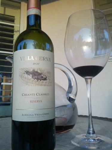 Cecci Villa Cerna Chianti Classico Riserva 2010