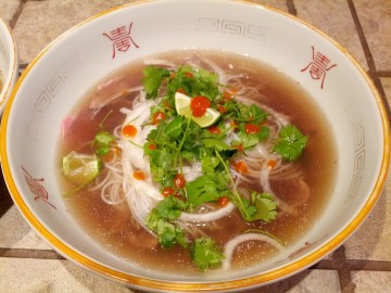 I'm making Vietnamese Beef Noodle Soup, Pho broth