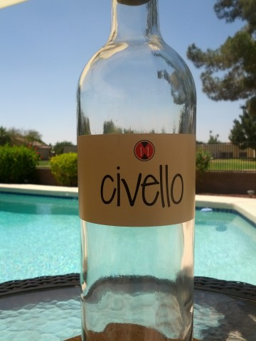 Civello Winery civello 2012