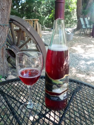 Prescott Arizona Winery Wine Tasting – Granite Creek Vineyards