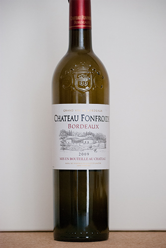 2009 Chateau Fonfroide Bordeaux Rouge