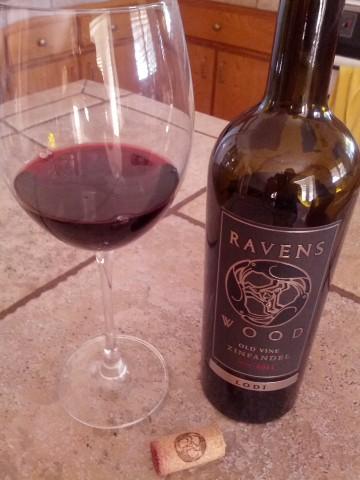 2011 Ravenswood Lodi Old Vine Zinfandel