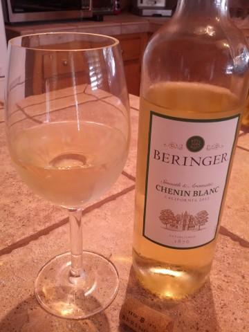 Beringer Chenin Blanc California 2012