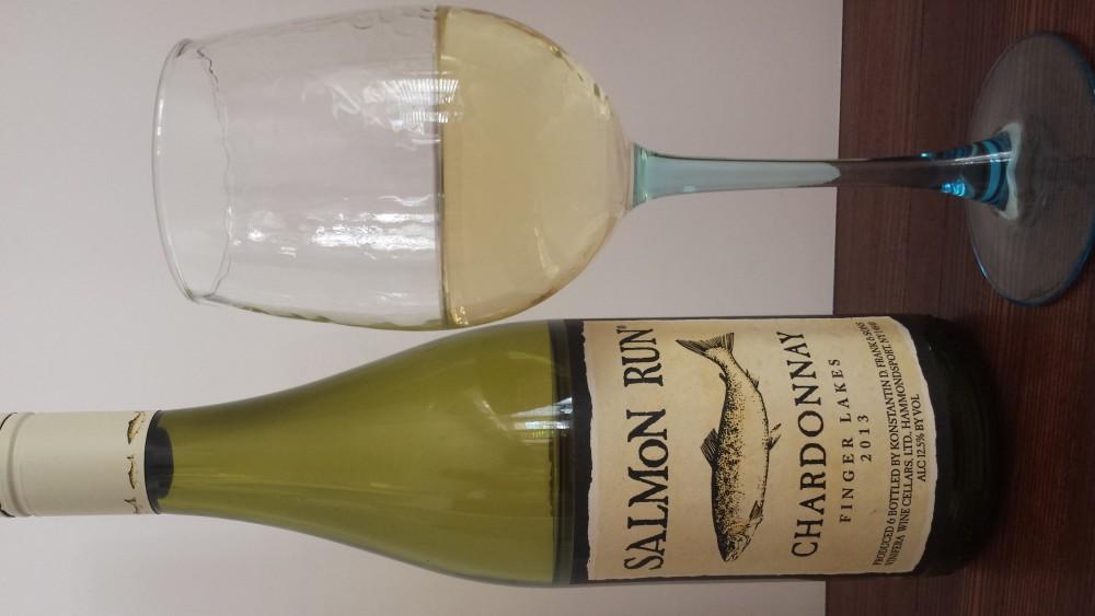 Salmon Run Chardonnay 2013